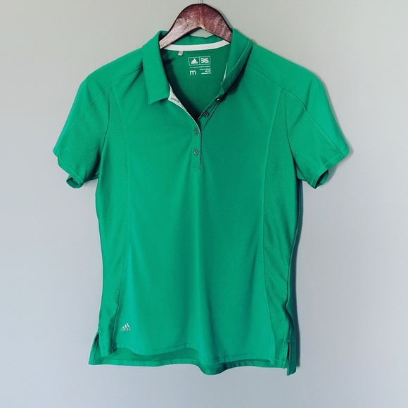 adidas Tops - Adidas Women's Fitted Golf Polo